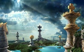 Chess Land, ewallpapers.eu