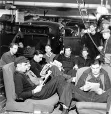sit-down strike of United Auto Workers at General Motors Plant in Flint, Michigan in 1937, kingsacademy.com