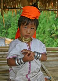 A Kayan Lahwi girl, wikipedia