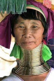 A Kayan Lahwi woman, wikipedia