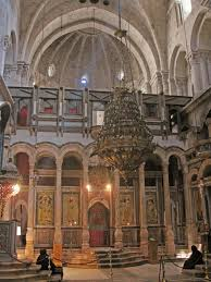 Church of the Holy Sepulchre, wikimedia commons