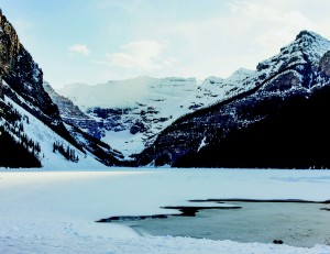 Lake Louise, Alberta, page 118, courtesy of Quirk Books