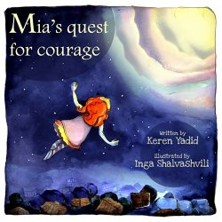 Mia's Quest for Courage