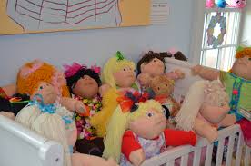 cabbage patch kids, flickr