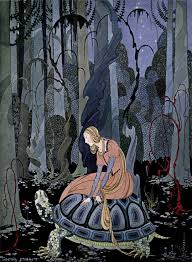 Old French fairy tales, wikimedia commons