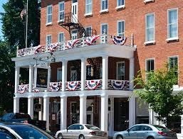 The Golden Lamb Inn in Lebanon, Ohio, www.ohioslargestplayground.com