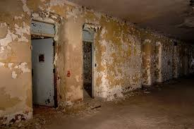 abandoned room at Danvers State Hospital, opacit. us