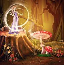 fairy tale forest, pixabay