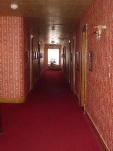 hallway view of St. James Hotel in Cimarron, New Mexico, www.tripadvisor.com