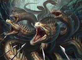 Hydra by arvalis, arvalis.deviantart.com