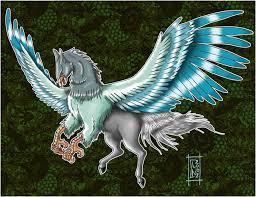 Isei the hippogriff, deerdandy.deviantart.com