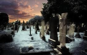 tombstones, pixabay