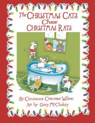 The Christmas Cats Chase Christmas Rats