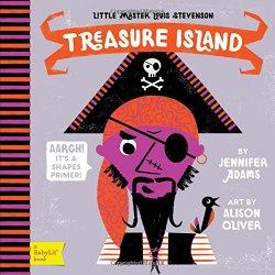 Treasure Island, A Shapes Primer