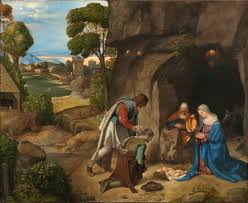 Adoration of the Shepherds, wikipedia