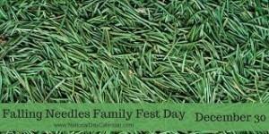 Falling Needles Family Fest Day, www.nationaldaycalendar.com