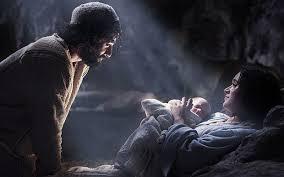 newborn Jesus with parents, michellevanloon.com