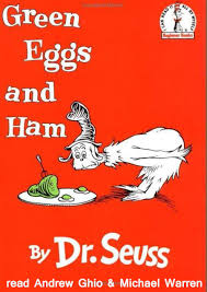 Green Eggs and Ham, youtube