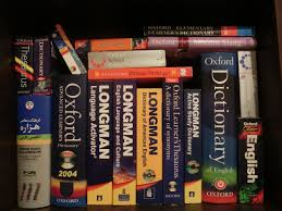 dictionaries, wikipedia