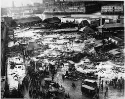 Boston Molasses Disaster, wikipedia