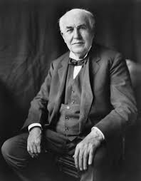 Thomas Edison, wikipedia