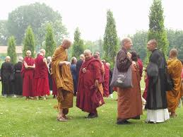 sangha, wikimedia commons
