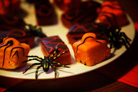 scary trick-or-treat candy