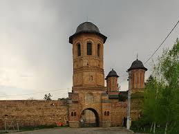 Brebu monastery belfry, wikimedia commons